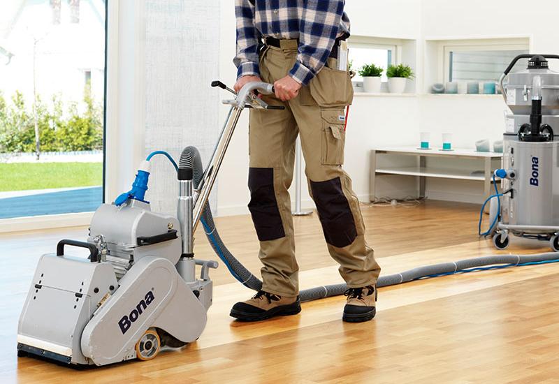 Parket schuren geef uw houten vloer een nieuwe uitstraling